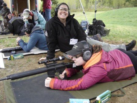 Women's Day at the Range